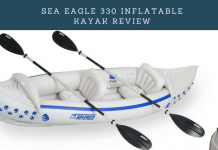 Sea Eagle 330 Inflatable Kayak Review