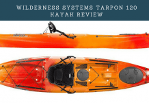 Wilderness Systems Tarpon 120 Kayak review