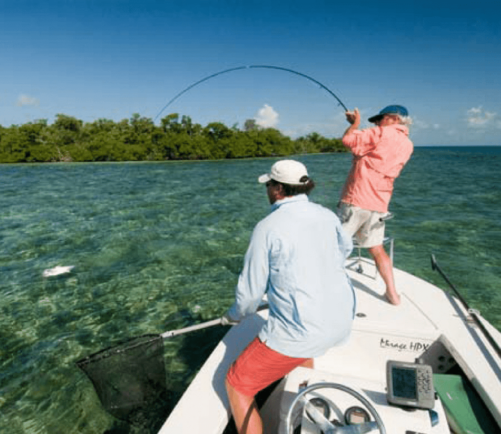 ISLAMORADA FLORIDA fishing