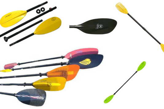Best kayak paddle reviews