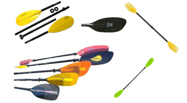 Best kayak paddle reviews