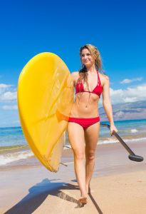 how to choose inflatable sup