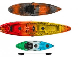 Best fishing kayak under 800