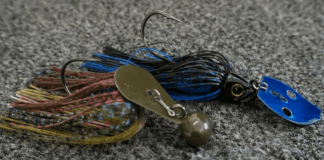 How to tie a chatter bait