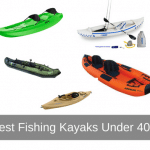 Best fishing kayaks under 400