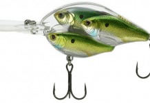 Live Target lures reviews Threadfin Shad Crankbait