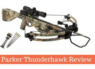 Parker Thunderhawk Review Crossbows Outfitter Package