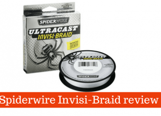 Spiderwire Invisi-Braid review Ultracast Superline