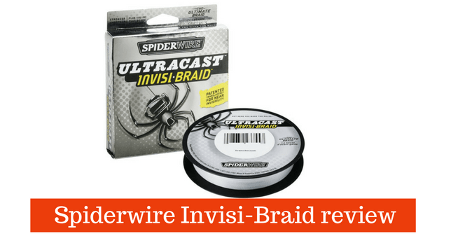 Spiderwire Invisi-Braid review Ultracast Superline