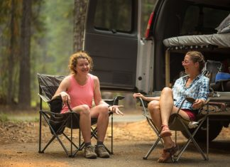 Best Camping Chair For A Bad Back