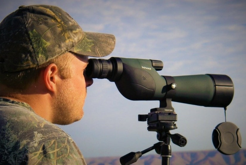 Best spotting scope for birding