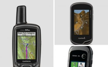BEST HANDHELD GPS FOR FISHING