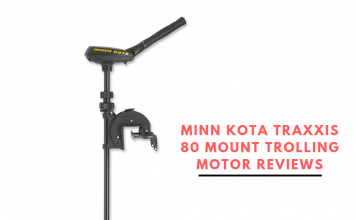 MINN KOTA TRAXXIS 80 MOUNT TROLLING MOTOR REVIEWS