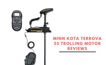 Minn Kota Terrova 55 Trolling Motor Reviews