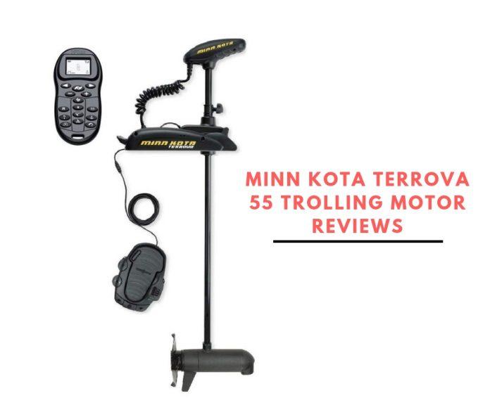 Minn Kota Terrova 55 Trolling Motor Reviews