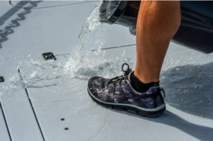 Not Using Slip-Resistant Shoes When on a Boat You Could be At Risk