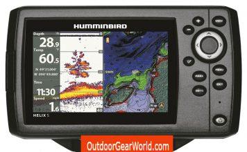 Humminbird-410210-1-Helix-5-Chirp-GPS-G2-Fish-Finder-Review