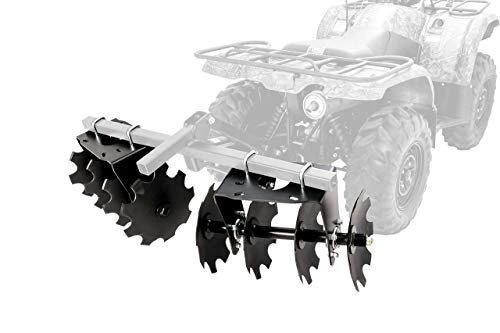 black-boar-atv-disc-harrow-implement-with-adjustable-sides-66001