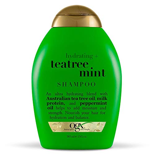 OGX Hydrating plus Tea tree Mint Shampoo
