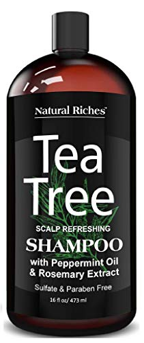 Natural Riches Tea Tree Shampoo