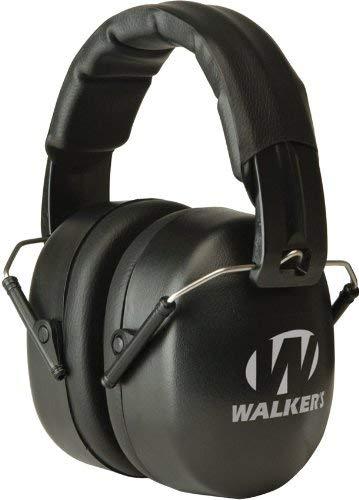 Walker's Game Ear EXT Range Shooting Folding Muff