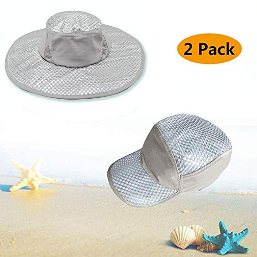 Blubandoo Water Evaporative Cooling Hat