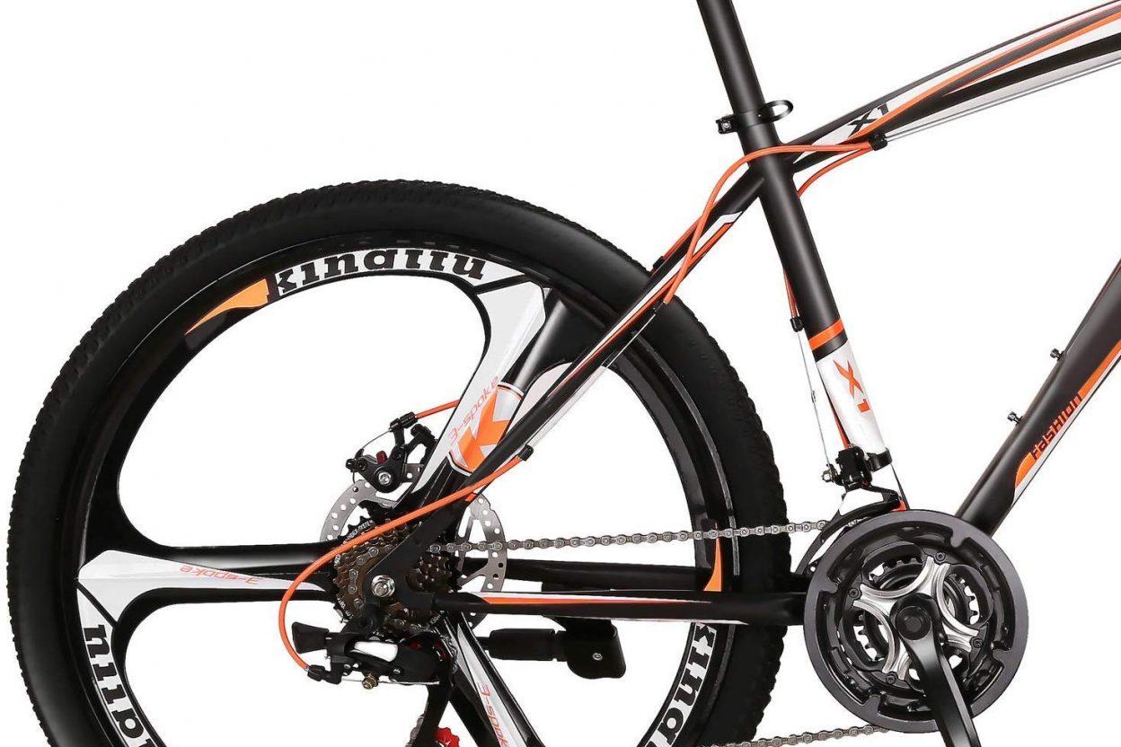 Schwinn 29-Inch Traxion Full Dual Suspension Mountain Bike