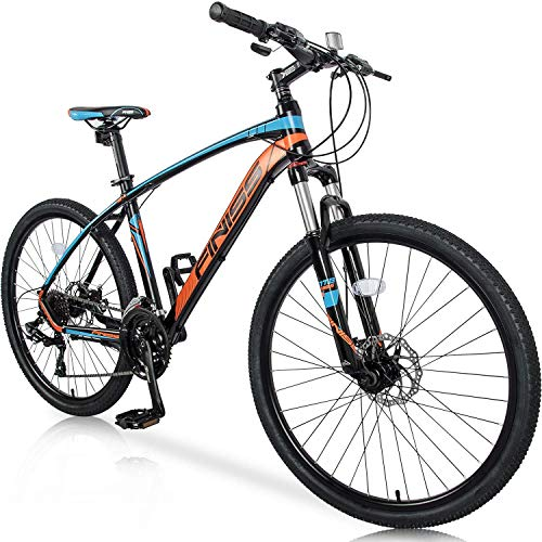 Merax 26 inch mountain bike with Suspension Fork