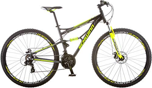 Loocho Foldable Mountain Bike with 21 Speed