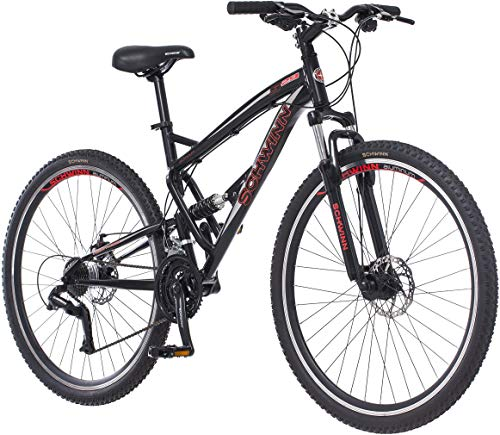 Schwinn S29 Aluminum Frame Dual Suspension Mountain Bike