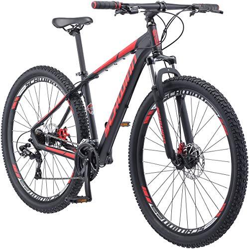 Schwinn Bonafide 24-Speed Mountain Bike with Front Suspension