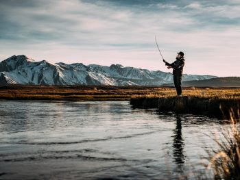 Be at the top your game with these fishing tackle tips