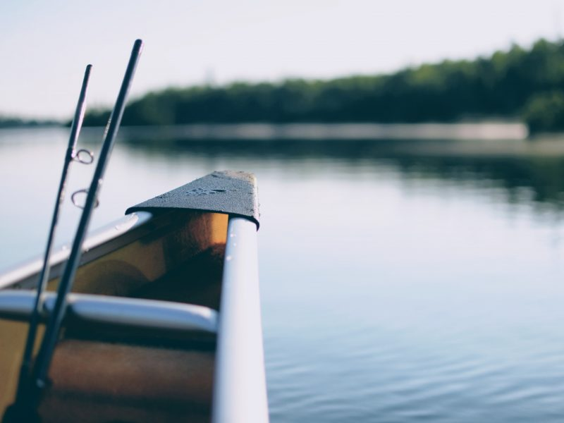 Tips on How to Fish from a Canoe