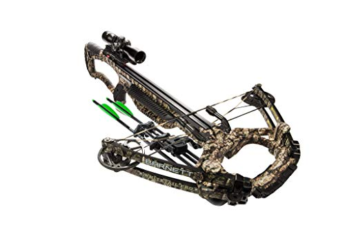 BARNETT Whitetail Pro STR Crossbow with 400 Feet per Second