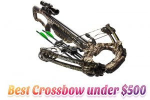 Best Crossbow under 500