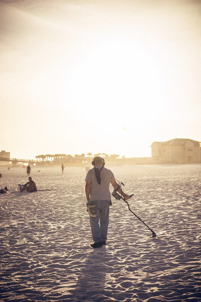 Fitness benefits to metal detecting 2