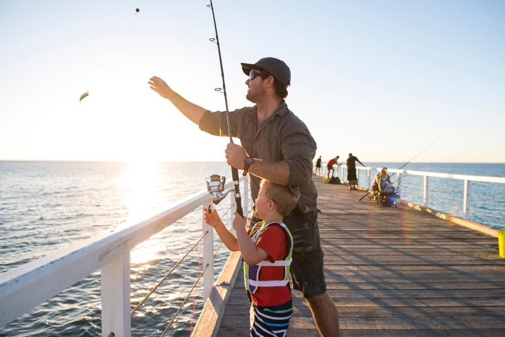 School Them on Fishing Gear