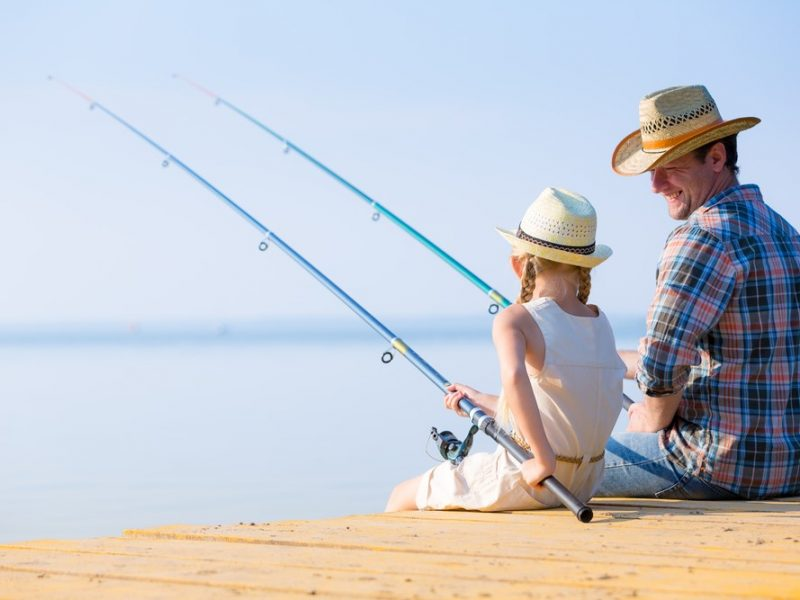 Teach Your Kid to Fish