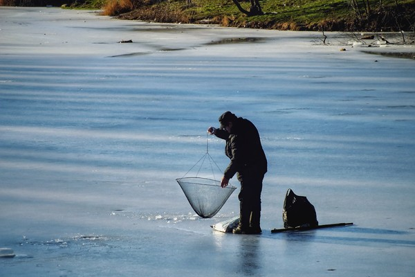 Guide to Ice Fishing