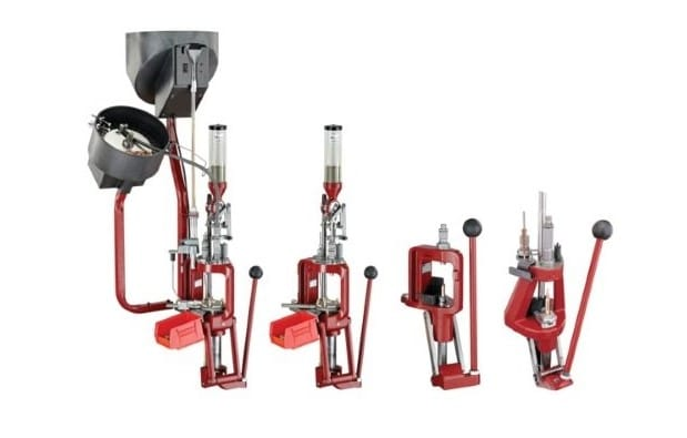 How to pick the right reloading press