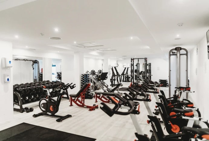 Gym Equipment for people experiencing Chronic Pain