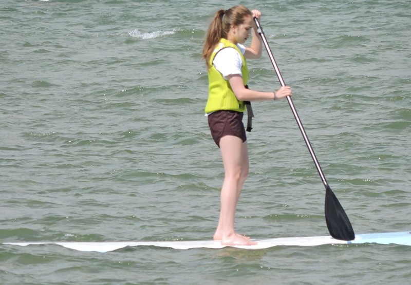 What Is Paddle Boarding