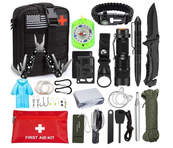 Emergency travel gear you didn't know you needed