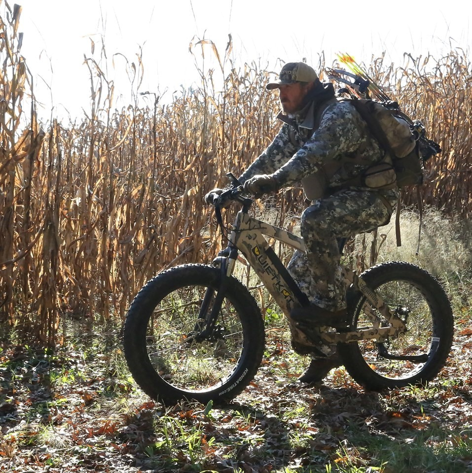 What do Hunters Think of Using an eBike for Hunting