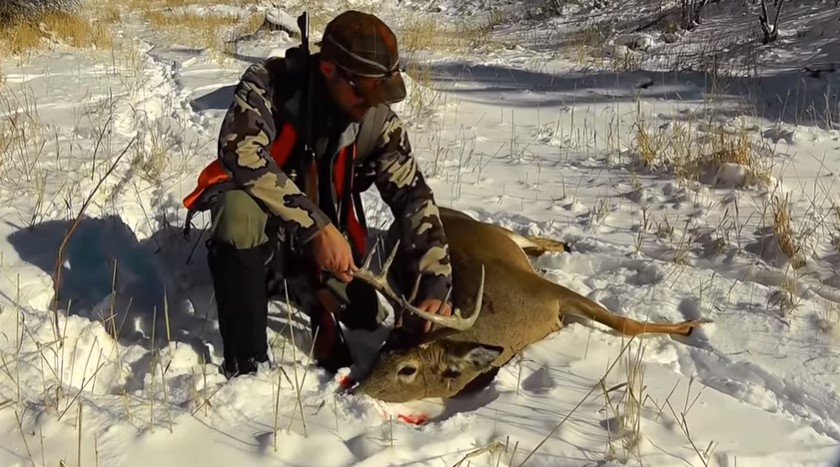 What do you need for the deer hunting season