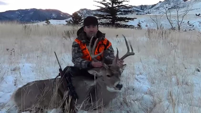 Which deer can you hunt during Deer Hunting Season