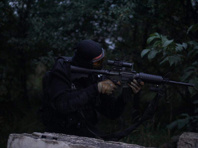 Essential Gear for Airsoft Staying Safe and Competitive