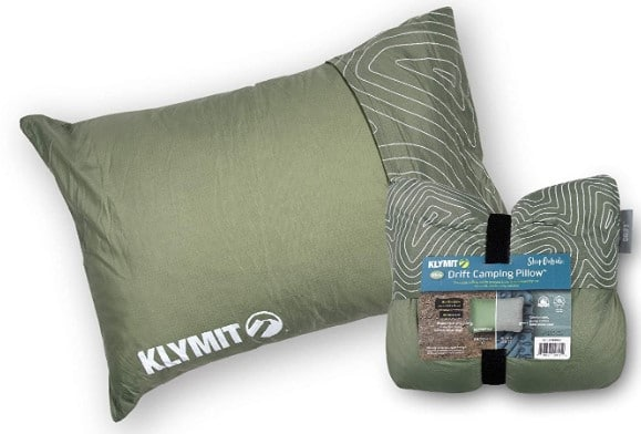 Klymit Drift Camp Pillow