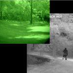 thermal optics vs night vision